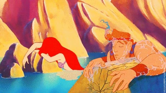 Геркулес и Ариэль